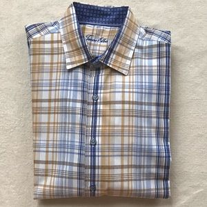 Men's Tasso Elba shirt